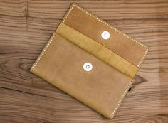 leather wallet wallet for women gift for mom minimalist