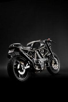 Wrenchmonkees - Ducati 750 SS - via il Ducatista