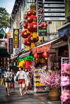 Singapore / Chinatown | Flickr - Photo Sharing!