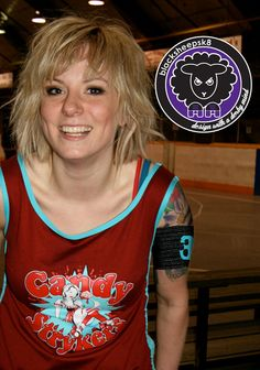 Roller Derby Armbands numbered CUSTOMIZE by blacksheepclothing, $20.00