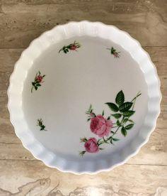 Vintage Christineholm Pie Quiche Tart Cake Serving by Pastfinds