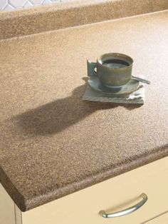 Choose Surfaces That Are Easy To Clean And Care For Solid Surfacing Such As Is A Great Option Petrax Design Inc Laminate Countertops