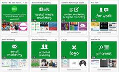 Yrityskäytössä Pinterestin avulla voi tuoda esille omaa osaamistaan, palveluita ja jakaa asiakkaille lisäarvoa tuottavaa materiaalia ja tietoa.