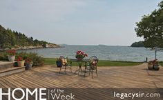 Maine retreat offering nearly 600 ft of owned water frontage inc. sandy beach, protected DW dock & mooring field. In-ground pool, regulation basketball court & 1,200sf 2-bed guest house compliment this spacious 4-bed, 3.5-BA home with unparalleled views.