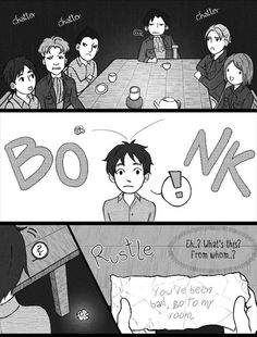 Read I'M BACK BITCHES😎 from the story *Ereri Short Dj by ItsMe_Me (_Kami-sama_👑) with reads. Couple Romance, Romance And Love, Levi X Eren, Levi Ackerman, Ouran Highschool, Attack On Titan Ships, Im Back, Ereri, Anime Ships