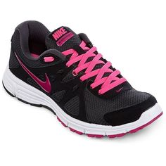 72897bb303d4 black and pink nikes · Pink Nike ShoesPink ...