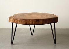 Palm and Fauna Coffee Table