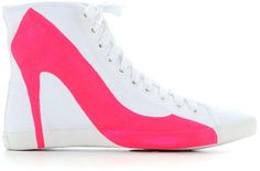 Big City Sneakers- Don't know if I'd actually wear these, but they look pretty cool. (: