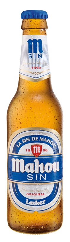 Mahou Sin - Gregorio Díez – Distribuidor de bebidas para hostelería en Valladolid