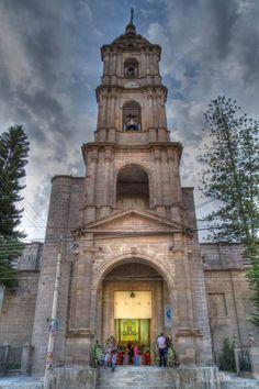 Iglesia de Juanacatlan, Jalisco