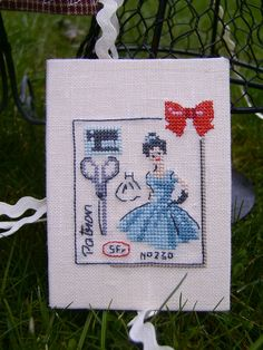 Cross Stitch Pictures, Le Point, Atc, Cross Stitching, Crochet, Sons, Embroidery, Projects, Crossstitch
