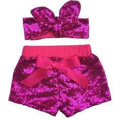 Hot trending item: Baby Girls Sparkl... Check it out here! http://jagmohansabharwal.myshopify.com/products/baby-girls-sparkle-sequin-shorts-and-matching-glitter-adjustable-headband-girls-birthday-outfit-baby-girl-sequin-shorts?utm_campaign=social_autopilot&utm_source=pin&utm_medium=pin