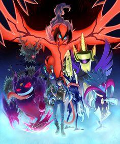 This was my Pokemon team that made the Elite Four cried. Now eagerly awaiting for Pokemon Omega Ruby. My Pokemon Y Team Pokemon Kalos, Pokemon Firered, Pokemon Manga, Pokemon Eeveelutions, Pokemon People, Pokemon Comics, Pokemon Fan Art, Cute Pokemon, Equipe Pokemon