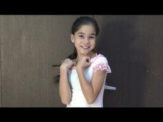 JUDITH :) - Como hacer una hermosa blusa decorada con encaje, muy linda ...