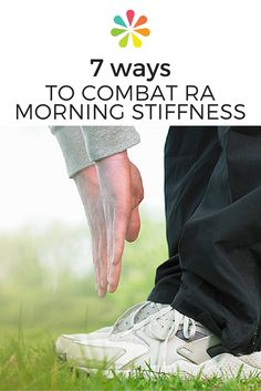 Morning stiffness is a hallmark of rheumatoid arthritis, but these steps can help you wake up to less joint pain and inflammation. #jointpain #RA #everydayhealth | everydayhealth.com