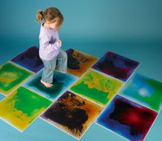 Liquid Floor Tiles, 60 x - Or cheaper ones :-D Sensory Rooms, Autism Sensory, Sensory Processing Disorder, Library Programs, Visual Effects, School Projects, Elementary Schools, A Table, Tile Floor