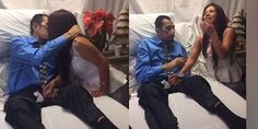Man Marries Fiancée Hours Before He Dies of Cancer