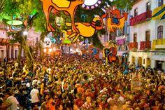 The unique Carnival of Pernambuco - photos by Jason Gardner