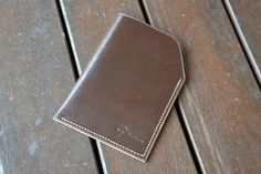 Check out this item in my Etsy shop https://www.etsy.com/listing/565323519/vegetable-tanned-calf-leather-passport