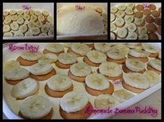 HOMEMADE BANANA PUDDING! Click here to get recipe: https://www.facebook.com/photo.php?fbid=10202481302047429&set=a.1631803388566.2081200.1041081714&type=1&theater