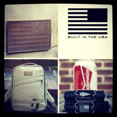 GORUCK gear made in the USA, and proven in the harshest conditions.
