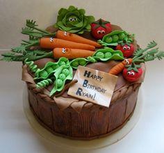 To make you feel good while eating cake