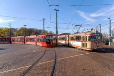 Public Transport, Trains, Transportation, Bremen, Vehicles, Central Station, Train, Animals