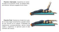 Pon un poco de Pilates en tu vida: Pilates para hernia discal y espalda.
