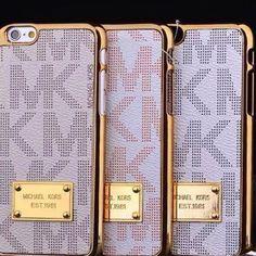 Beige iPhone 6 Plus luxury case New Accessories Phone Cases