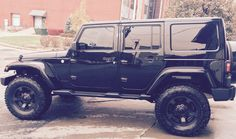 2014 Jeep Wrangler ...Black Beauty!