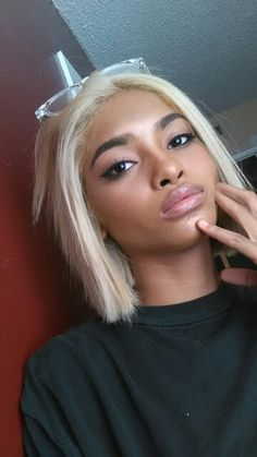 Brown Girls With Blonde Hair Why Not, Here Are Some Inspirations