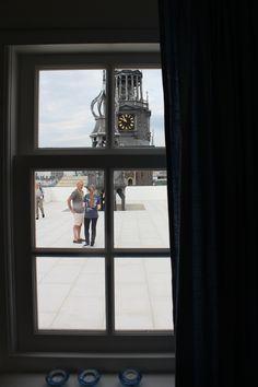 "Amsterdam Oude Kerk. ""The Garden which is nearest to God"" van Taturo Atzu."
