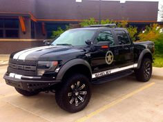 Ford Raptor Police Truck: Park City, Utah | Man On The Move