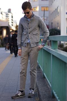 Sartorial Doctrine: Casual style in Tokyo.