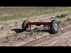 Video demonstration of the di-wheel concept for agricultural use Farming Technology, Mobile Robot, Dhoni Wallpapers, Robotics Projects, Rc Robot, Smart Garden, Motorcycle Design, Einstein Quotes, Cool Tech