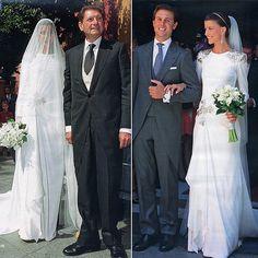 La boda de Lola Peralta