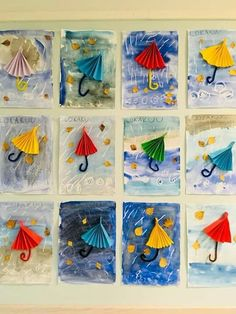 The Best Winter Art Projects for Kids and Teens Kindergarten Art, Preschool Crafts, Crafts For Kids, Arts And Crafts, Paper Crafts, Autumn Crafts, Spring Crafts, Classe D'art, Winter Art