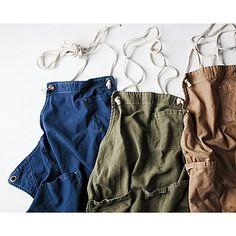 헌옷 가게에서 찾아낸 같은 간단한 튼튼 장인의 앞치마 회 (3 회 한정 컬렉션) | 훼리 시모