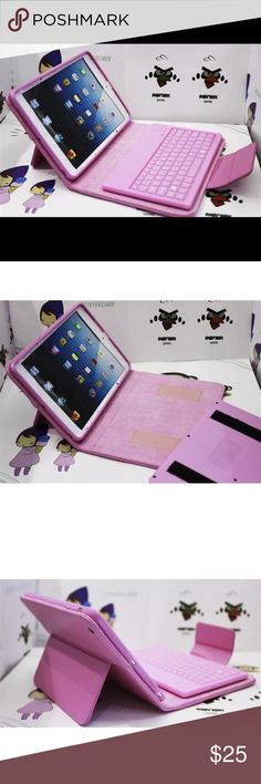 IPad mini Bluetooth keyboard case New Accessories Tablet Cases