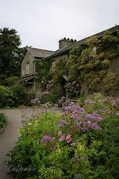 Beatrix Potters House 'Hill Top' - Nr Sawrey England | Flickr - Photo Sharing!