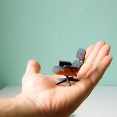 Eames 3D Printed Chair