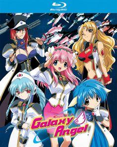 "Nozomi Entertainment Streams ""Galaxy Angel"" Episodes On YouTube"
