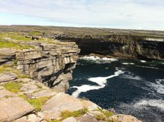 Inis Mór coastline, Galway. Wild West, Islands, River, Outdoor, Outdoors, Rivers, Western Comics, Outdoor Life, Garden