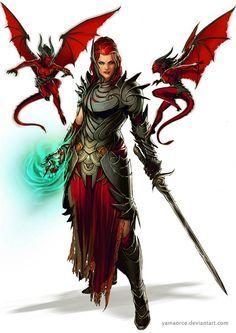 Resultado de imagen para fantasy characters