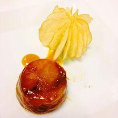 Tarte Tatin de la Strasbourgeoise #Frenchspecialties #restaurantinparis #foodies #gastronomie #restaurantparis #tartetatin