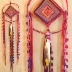 Bohemian Spirit Gods Eye Dreamcatcher