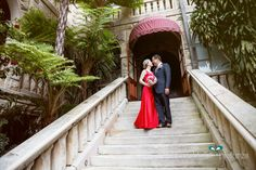 Curzon Hall, Sydney - we had the place to ourselves on Friday (very rare). Love this back staircase as a quiet spot for the bride & groom to reflect after their ceremony
