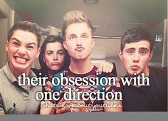 Is it just me or does it seem like a lot of youtubers like 1D? I think it's awesome!