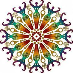 Goddess Circle Mandala