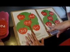 file folder games - preescolar  matemáticas 2/3 File Folder Games, File Folders, Youtube, Videos, Stuff Stuff, Teaching Aids, Preschools, Video Clip, Youtube Movies